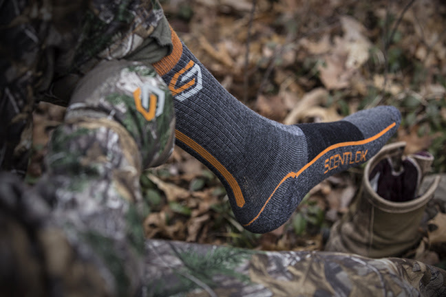 Scentlok Odor Socks to Keep your Boots and Shoes Smelling Fresh