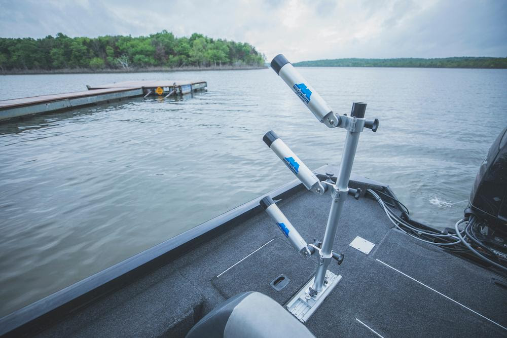Reel In the Fish with the Millennium Marine Rod Tree and Rod Pod
