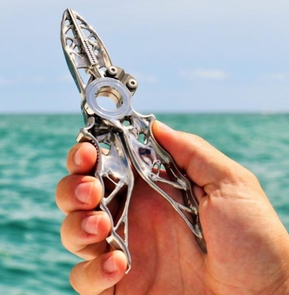 New AI Designed Fishing Plier: The Premio AI from Danco Sports